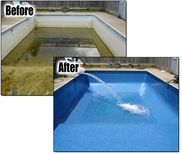 Inground pool replacement liners landi pools games - How long after pool shock before swim ...