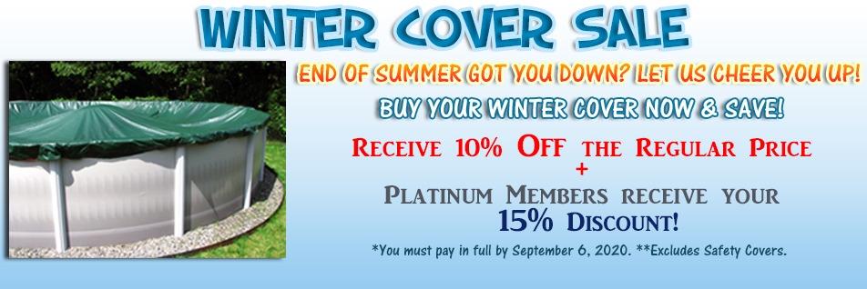 Winter Cover Savings