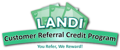 Referral Credit Program