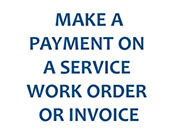 Work Order/Invoice Payment